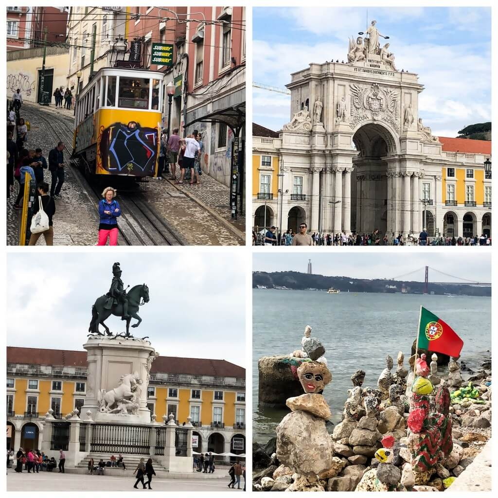 Matreise Lisboa - sightseeing