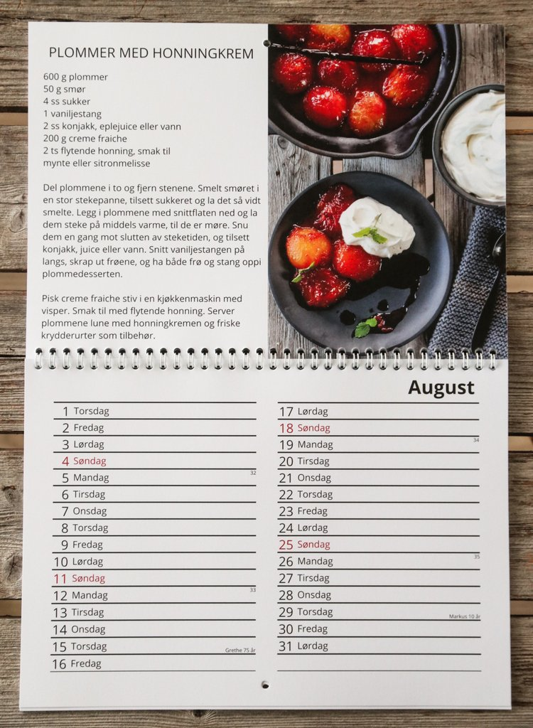 Matkalender