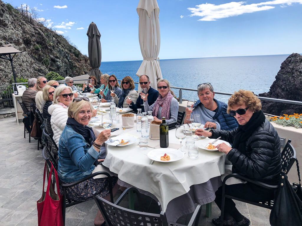 Matreise Liguria