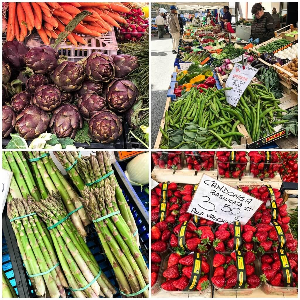 Matreise Liguria - på markedet
