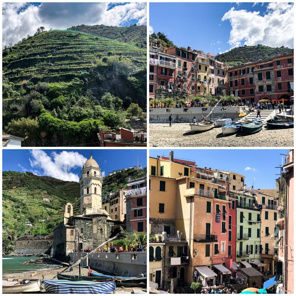 Matreise Liguria Vernassa