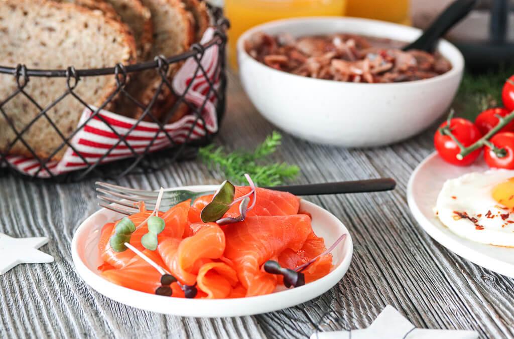 Frokost/brunsj med Jacobs utvalgte - MENY