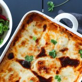Image: MOUSSAKA