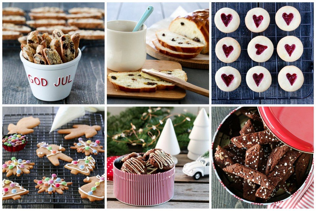 Spiselige gaver - julekaker