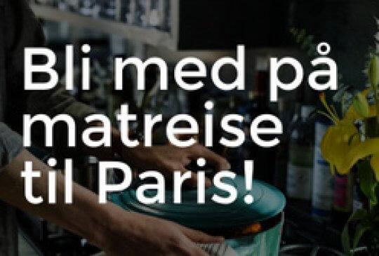 Image: MATREISE TIL PARIS 23-26.4.20