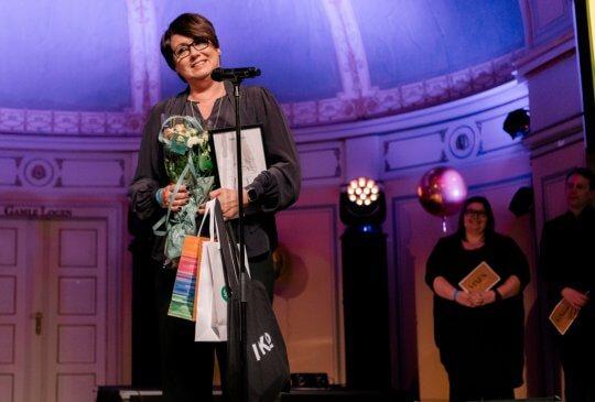 Image: JURYENS HEDERSPRIS I VIXEN AWARDS 2019!