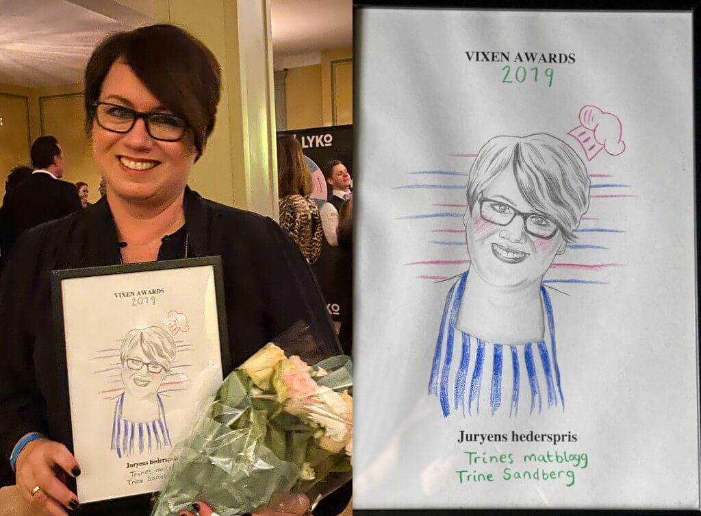 Juryens hederspris Vixen