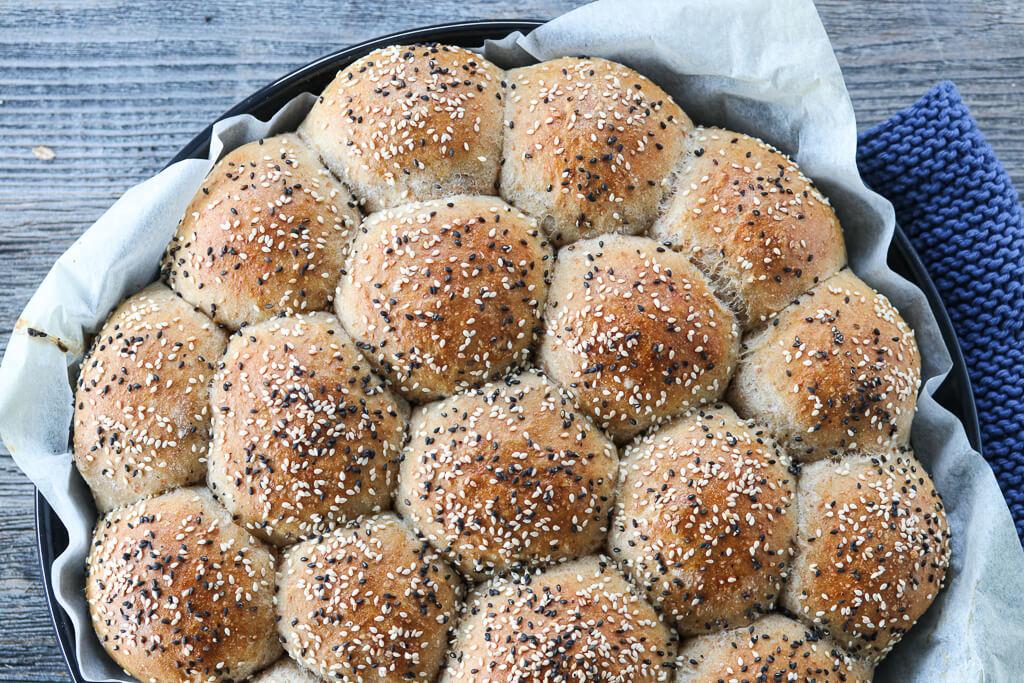 Eltefritt brytebrød med hvete