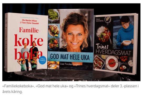Image: DETTE ER DE BESTE KOKEBØKENE I 2019