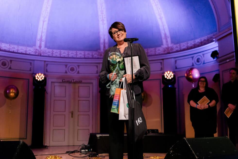 Vixen - juryens hederspris Trine Sandberg