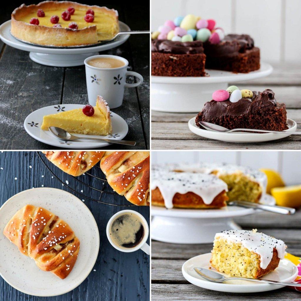 påskefavoritter - kaker
