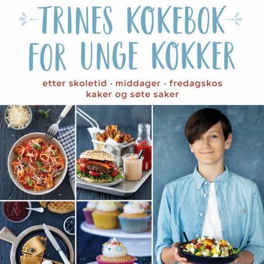 Trines kokebok for unge kokker - cover