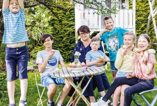 Image: TRINES KOKEBOK FOR UNGE KOKKER – NÅ ER DEN HER!